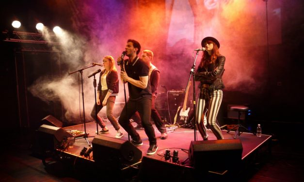 Weekend Rockstars – for one night only at The Secombe