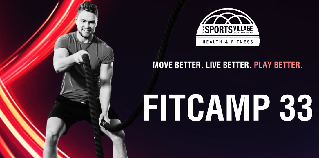 Sports Village introduces Fitcamp 33 to help with fitness