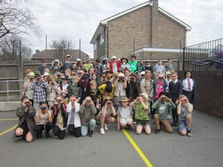 Cuddington Croft pupils go on journey of discovery