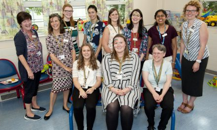 State of the art audiology unit at Queen Mary's Hospital launched