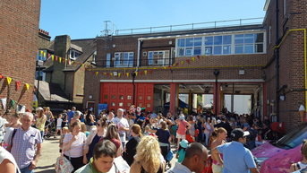 Wallington Fire Station open day attracts more than 1,500 people