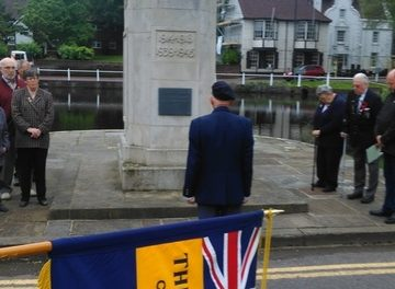 Battle of the Somme remembrance service will be this evening