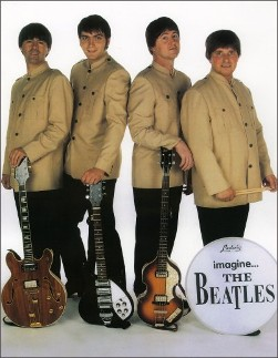 Imagine…The Beatles will take you back to a time of Beatle mania