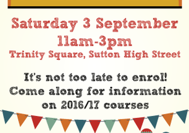 Sutton College open event will answers all of your questions