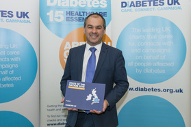 MP Paul backs Diabetes UK call for life changing education