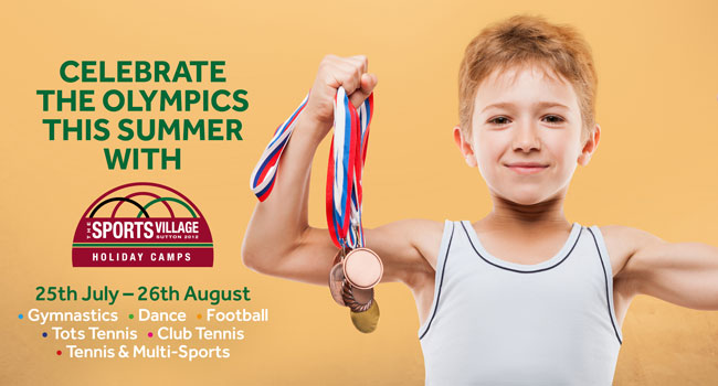 Sports Village offering range of summer camps for holidays