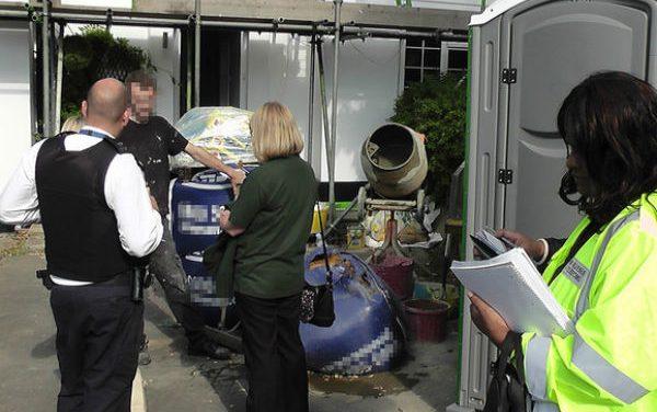 Police ask residents beware of bogus plumbers