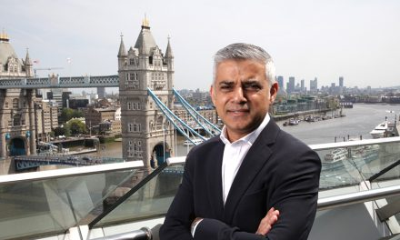 "Book now for ""People's Question Time"" with London's Mayor"