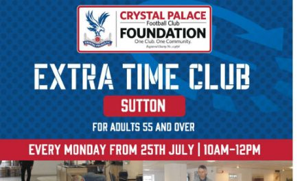 Extra Time Club for the Over 50s