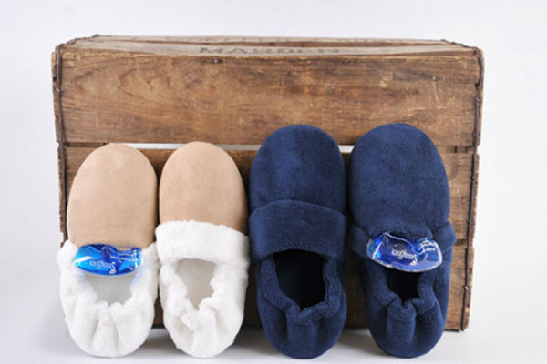 Snug feet may help void painful cold feet