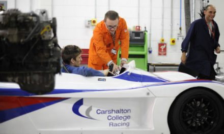 Carshalton College forms student robotics team