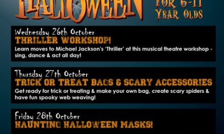 Sutton College's Halloween holiday club plans announced