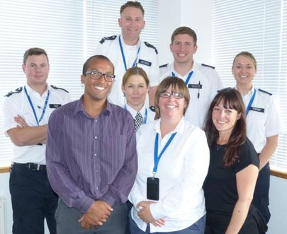 Sutton police officers trained to help with reporting abuse