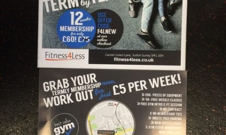 New student term membership launched by Fitness4less