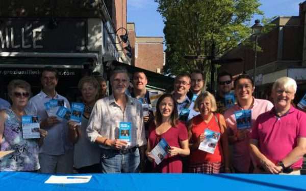 Sutton conservatives looking for new faces for Council team