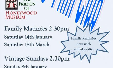 Honeywood members film club lists dates