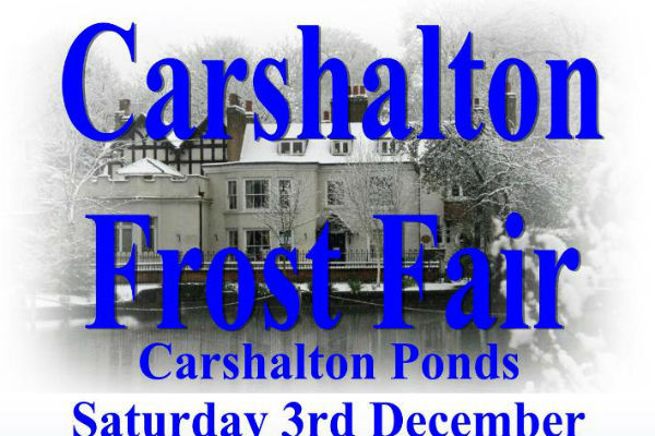 Frost Fair to take place in Carshalton