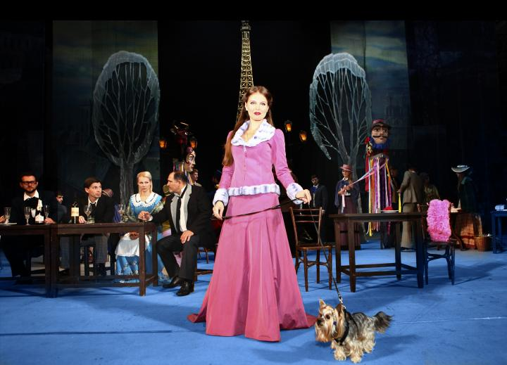 Audition your dog and it could star in an opera!