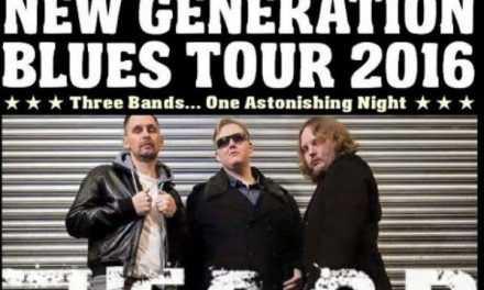 New generation blues tour comes to Boom Boom Club
