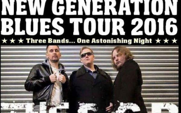 New generation blues tour comes to Boom Boom Club