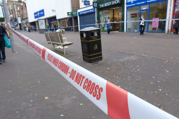 Police continue to investigate High Street incident