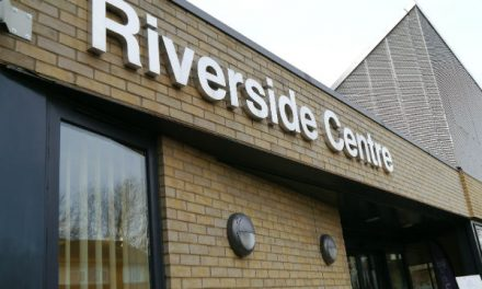 It is all happening at Carshalton's Riverside Centre