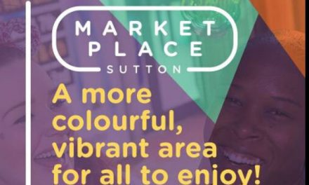 Fantastic Pop Up Party at Sutton's Market Place this Saturday
