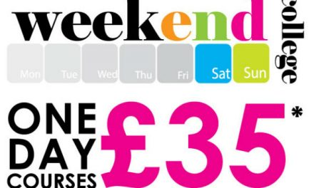Weekend college offers one day courses