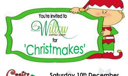Fantastic Christmas events at Riverside's Willow Cafe