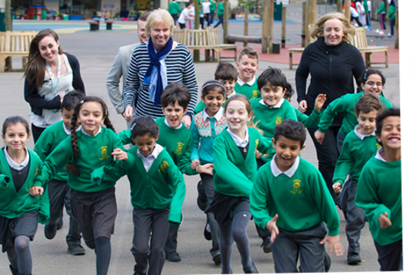Is your school involved in the Daily Mile?