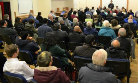 Public meeting spells out potential impact of government action on pharmacies