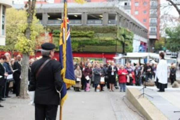 Full details of borough's plans for Remembrance Day and on Remembrance Sunday