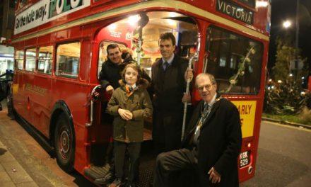Christmas Card winner illuminates Wallington