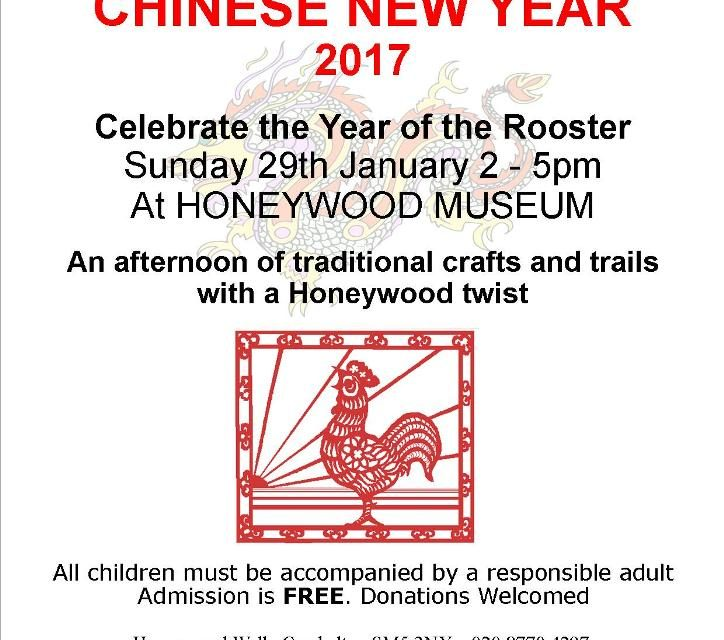 Celebrate Chinese New Year at Honeywood
