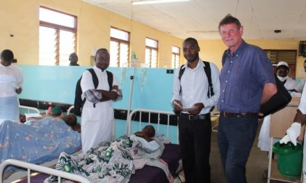 "Kind hearted surgeon travels 7,000 miles to ""give back"""
