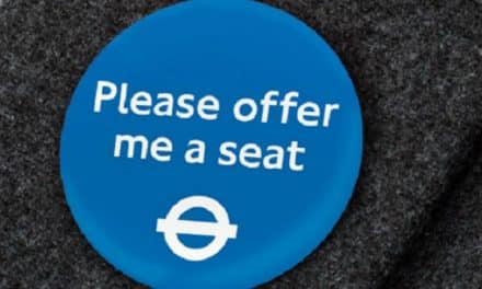 "TfL ""Offer me a seat"" trial a success"