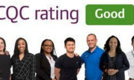 "Trust achieves overall rating of service as ""Good"""