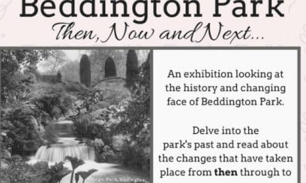 Take a look at Beddington Park then, now and in the future