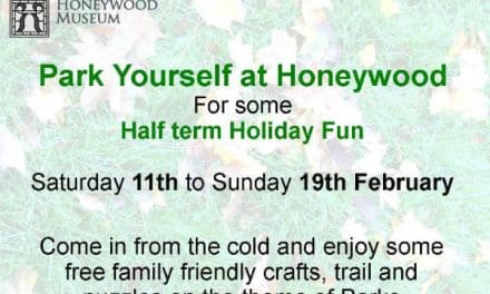 Come in out of cold at Honeywood at half term