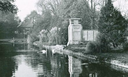 Sutton's Living Memory celebrates £9,000 Heritage Lottery fund grant