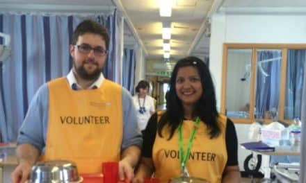 Join the fantastic group of volunteers who support St Helier
