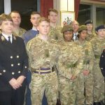 Sutton's Mayor helps to celebrate success for cadets