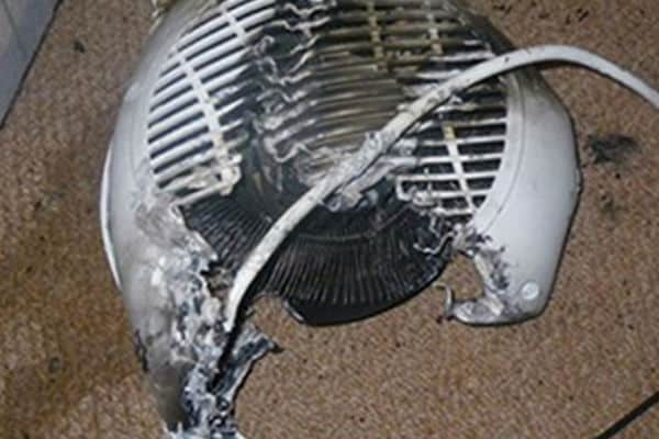 Beware of electric heater use – firefighters