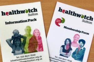 healthwatch sutton