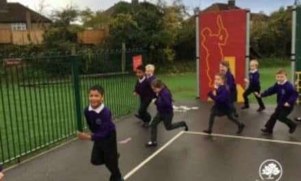 Growing number of primary schools taking part in daily mile