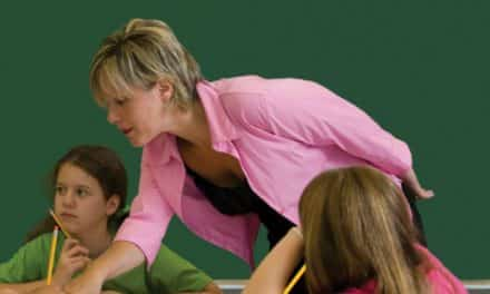 Carshalton College offers a pathway into teaching