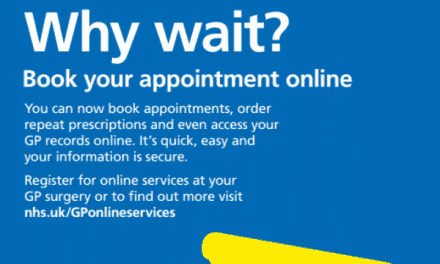 Online booking and prescriptions for S​​utton GP surgeries – sign up now
