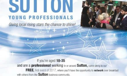 Join Sutton's Young Professionals – a chance for local rising stars to shine