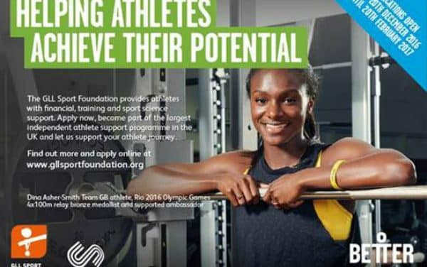 GLL backs funding for local athletes on track to Tokyo