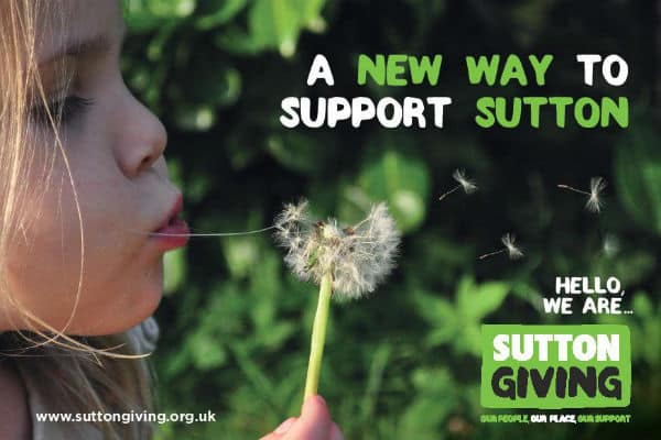A great new way to support Sutton